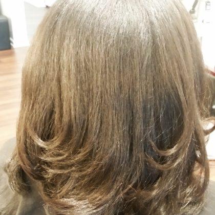 Jade's Hair Style